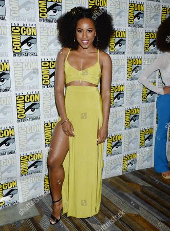 Editorial photo of 'Riverdale' TV show photocall, Comic-Con International, San Diego, USA - 22 Jul 2017