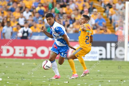 Editorial photo of Tigres vs Puebla, Monterey, Mexico - 22 Jul 2017