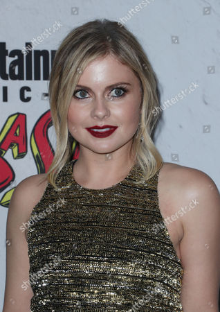 Stock Picture of Rose McIver