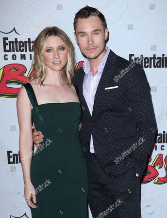Stock Photo of Guest and Sam Underwood