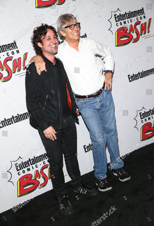 Thomas Ian Nicholas and Eric Roberts