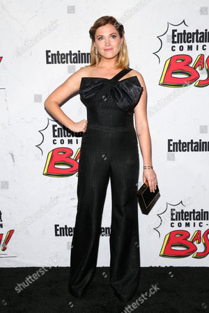 Editorial image of Entertainment Weekly party, Comic-Con International, San Diego, USA - 22 Jul 2017