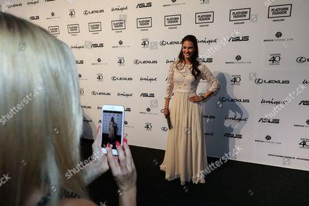 Editorial image of Unique fashion show during Platform Fashion, Dusseldorf, Germany - 22 Jul 2017