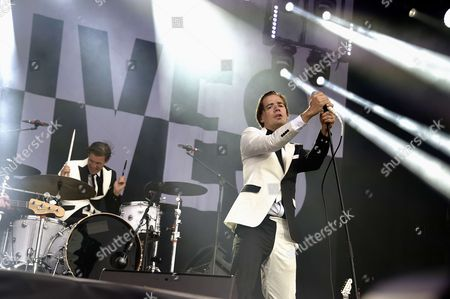 Pelle Almqvist and The Hives