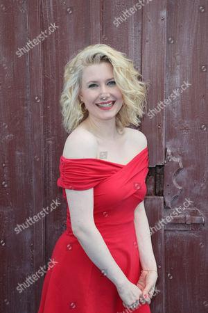 Stock Picture of Sarah Jane Scott