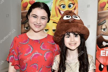 Editorial photo of 'The Emoji Movie' film screening, New York, USA - 23 Jul 2017