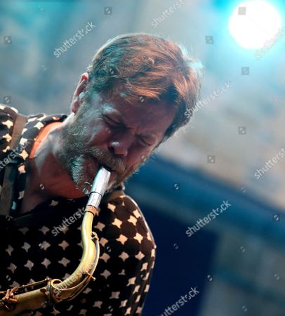 Editorial picture of San Sebastian Jazz Festival, San Sebasti?, Spain - 23 Jul 2017