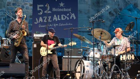 Editorial photo of San Sebastian Jazz Festival, San Sebasti?, Spain - 23 Jul 2017
