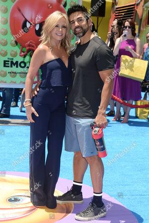 Editorial photo of 'The Emoji Movie' film premiere, Arrivals, Los Angeles, USA - 23 Jul 2017