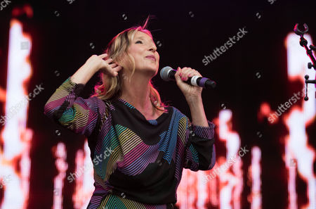 Stock Image of Claudia Brucken