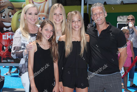 Shannon Beador and David Beador and family