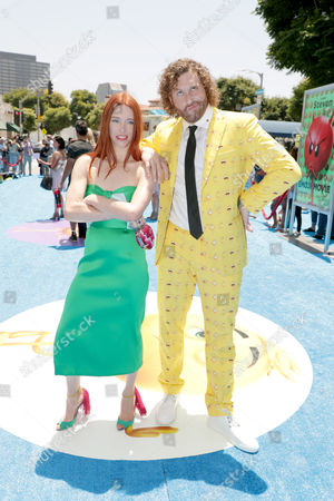 Kate Gorney and TJ Miller