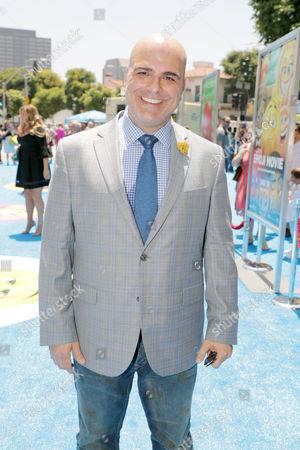 Stock Photo of Director/Writer/Actor Tony Leondis