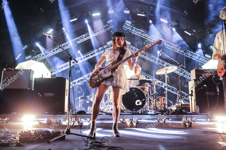 Editorial photo of FYF Fest, Day 3, Exposition Park, Los Angeles, USA - 23 Jul 2017