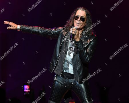 Stock Picture of Stephen Pearcy