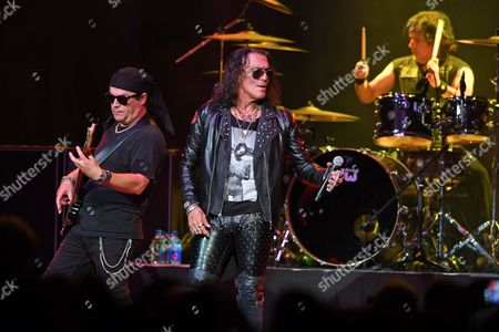 Editorial picture of Ratt in concert at the Seminole Hard Rock Hotel and Casino, Hollywood, USA - 22 Jul 2017