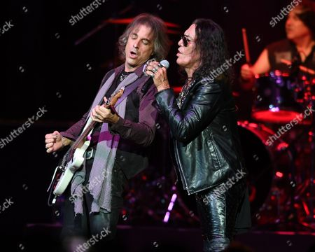 Editorial image of Ratt in concert at the Seminole Hard Rock Hotel and Casino, Hollywood, USA - 22 Jul 2017
