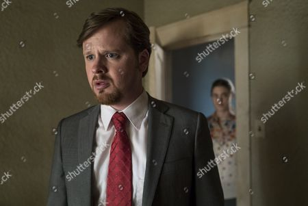 Stock Picture of Ricky Mabe, Lucy Griffiths