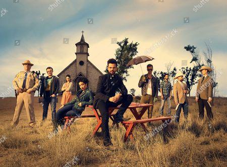 "Editorial image of ""Preacher"" (Season 1) TV Series - 2016"