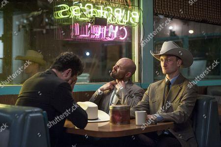 Dominic Cooper, Anatol Yusef, Tom Brooke