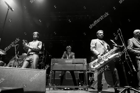 Stock Photo of The Selecter