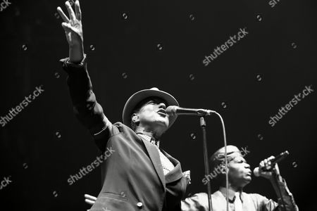 Stock Picture of Pauline Black, The Selecter