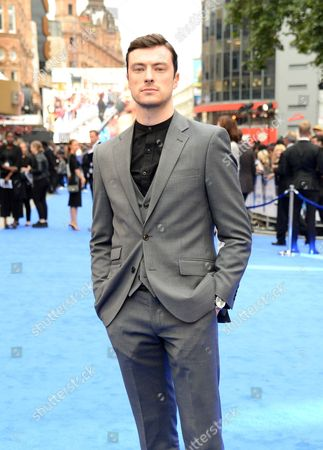 Editorial picture of 'Valerian and the City of a Thousand Planets' film premiere, Arrivals, London, UK - 24 Jul 2017