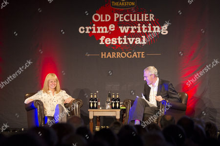 Dr Kathy Reichs interviewed by Jeremy Vine
