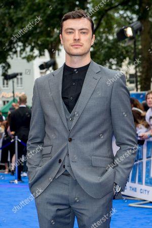 Stock Picture of Gavin Drea