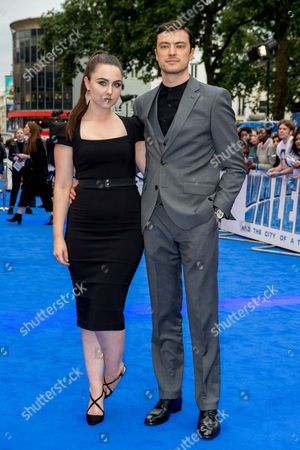 Editorial image of Valerian and the City of a Thousand Planets European Film Premiere, London, UK - 24 Jul 2017