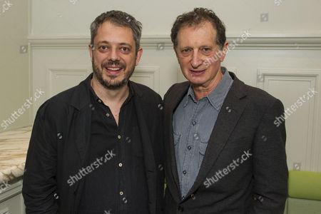Benedict Andrews (Director) and David Lan (Artistic Director)
