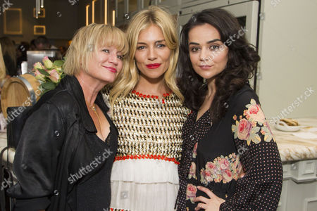 Lisa Palfrey (Big Mama), Sienna Miller (Maggie) and Hayley Squires (Mae)