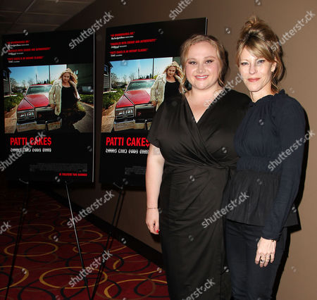 Danielle Macdonald and Robbie Myers