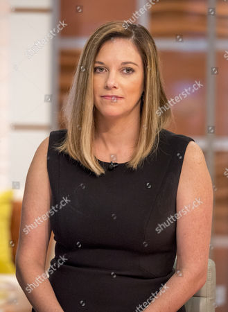 Editorial image of 'Good Morning Britain' TV show, London, UK - 25 Jul 2017