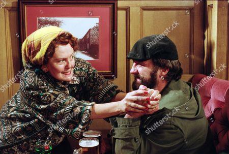 Editorial image of 'Emmerdale' TV Series - Dec 1995