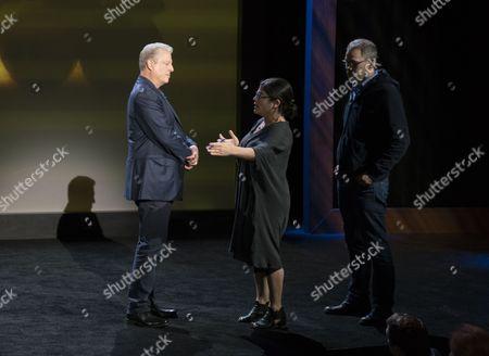 Al Gore, Bonni Cohen, Jon Shenk