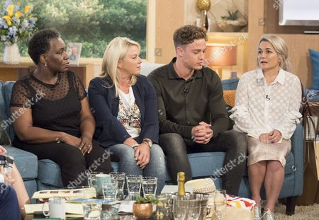 Editorial photo of 'This Morning' TV show, London, UK - 25 Jul 2017