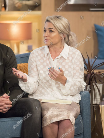 Editorial image of 'This Morning' TV show, London, UK - 25 Jul 2017