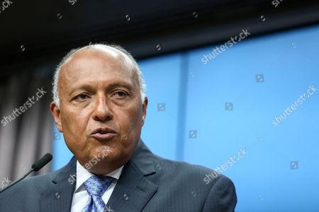 Sameh Hassan Shoukry