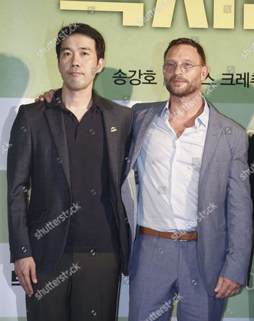 Thomas Kretschmann and Jang Hoon