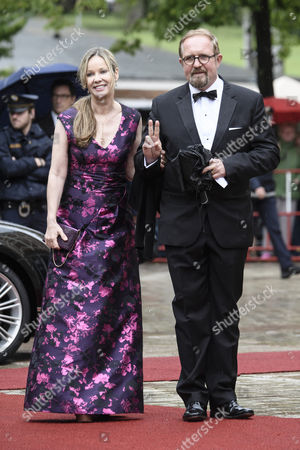 Ann-Kathrin Kramer and Harald Krassnitzer