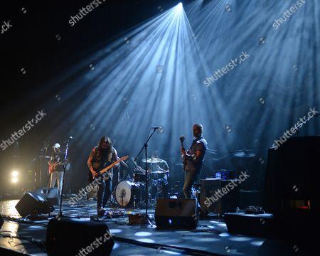 Editorial image of Timothy Showalter performs at The Fillmore, Miami Beach, Florida, USA - 21 Jul 2017