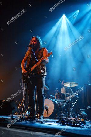 Editorial photo of Timothy Showalter performs at The Fillmore, Miami Beach, Florida, USA - 21 Jul 2017