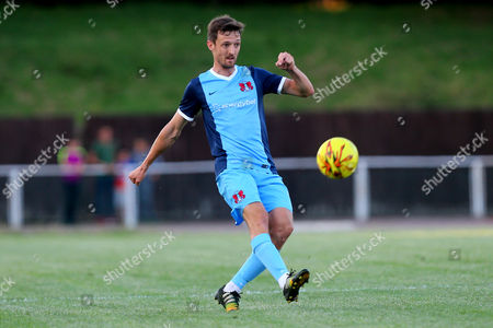 David Mooney of Leyton Orient during AFC Hornchurch vs Leyton Orient, Friendly Match Football at Hornchurch Stadium on 25th July 2017