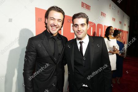 Ben O'Toole and Matthew Budman, Producer