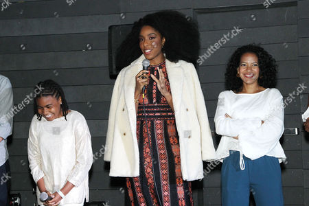 """Editorial image of Netflix and Rooftop Films present a special screening of """"The Incredible Jessica James"""", New York, USA - 25 Jul 2017"""