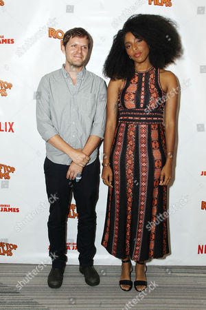 """Editorial photo of Netflix and Rooftop Films present a special screening of """"The Incredible Jessica James"""", New York, USA - 25 Jul 2017"""