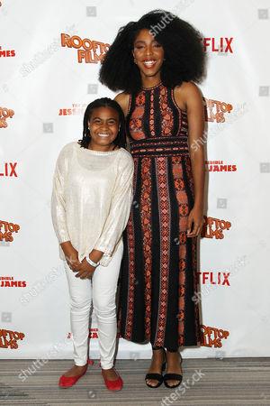 Taliyah Whitaker, Jessica Williams
