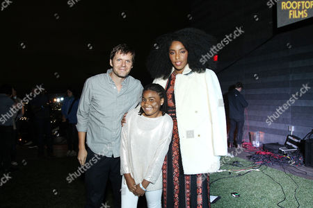 James Strouse (Writer/Director), Taliyah Whitaker, Jessica Williams