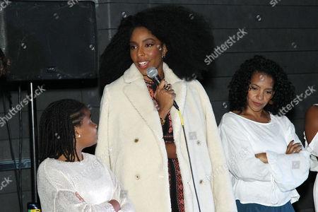 Taliyah Whitaker, Jessica Williams, Zabryna Guevara